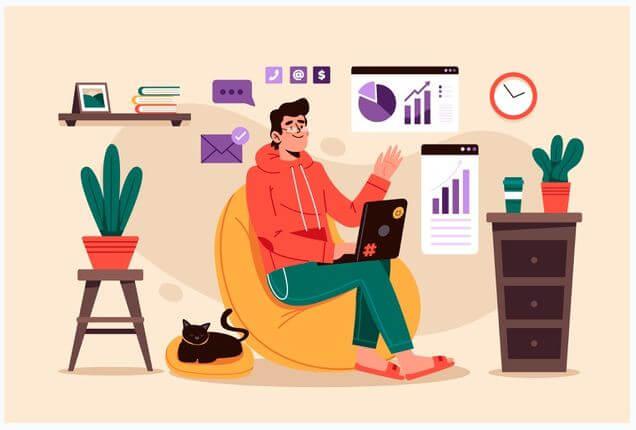 کاراینترنتی بازار کار و آینده مشاغل را تصرف کرده است