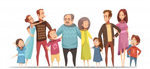 تغییرات خانواده از گذشته تا امروز،مروری کوتاه بر خانواده درسایت آموزش خانواده راویژ