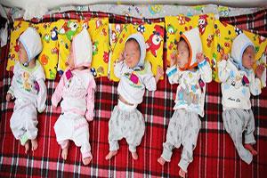هفته دوم نوزاد وراهنمای مادران وآشنایی با خصوصیات رشد جسمی نوزاد